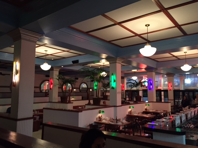 Market Street Grill Interior, Downtown SLC Location