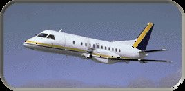 Saab 340f from Manufacturer Product Page